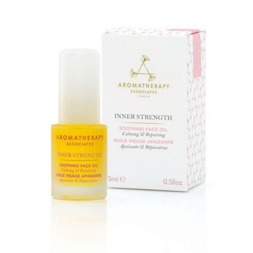 Aromatherapy Associates Inner Strength Soothing Face Oil - Calming & Repairing (15ml)