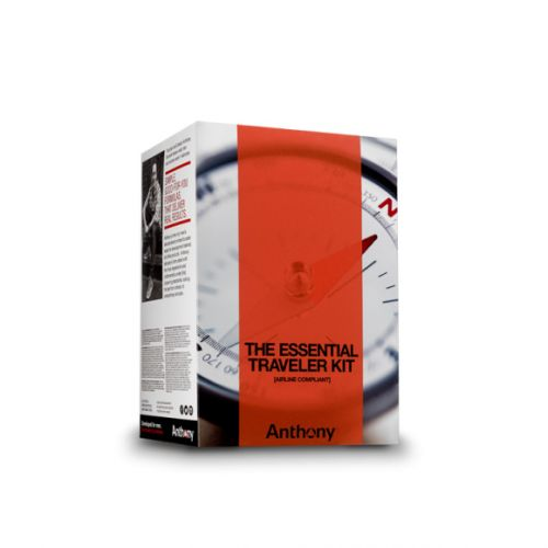 Anthony Logistics The Essential Traveller Kit