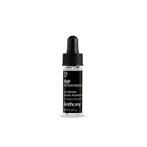 Anthony High Performance Anti-Wrinkle Gylcolic Peptide Serum (4ml)