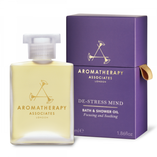 Aromatherapy Associates De-Stress Mind Bath and Shower Oil (55ml)