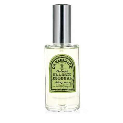 D R Harris Classic Cologne (50ml Spray)