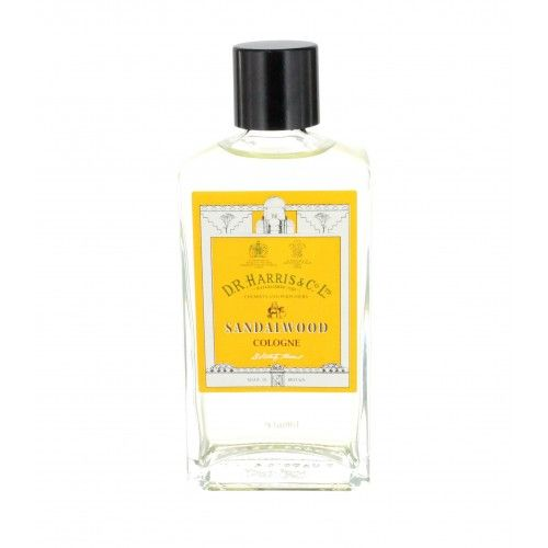 D R Harris Sandalwood Cologne (100ml)