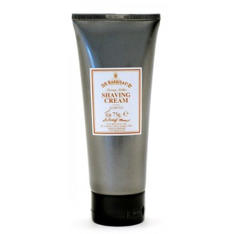 D R Harris Sandalwood Shave Cream Tube (75g)