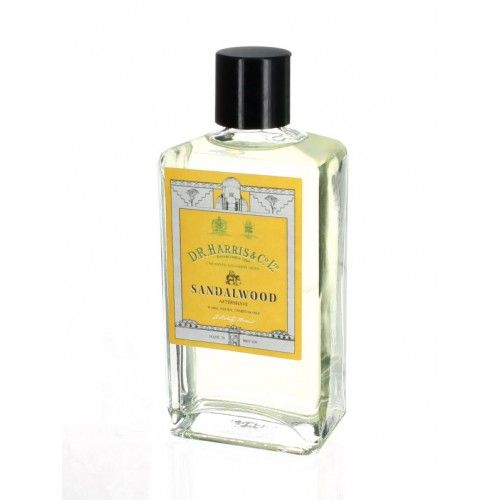 D R Harris Sandalwood Aftershave