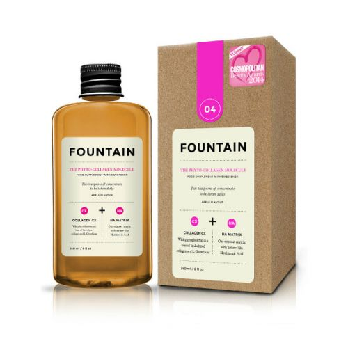 Fountain The Phyto-Collagen Molecule Apple Flavoured Dietary Supplement with Sweetener (240ml)