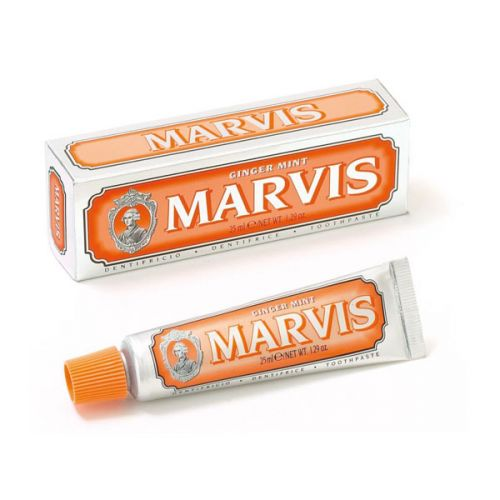 Marvis Travel Ginger Mint Toothpaste