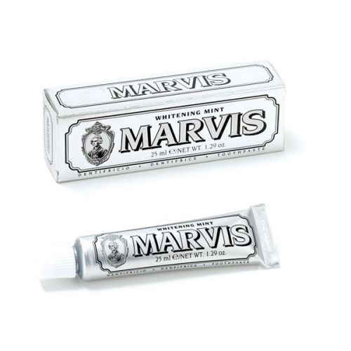 Marvis Travel Whitening Mint Toothpaste