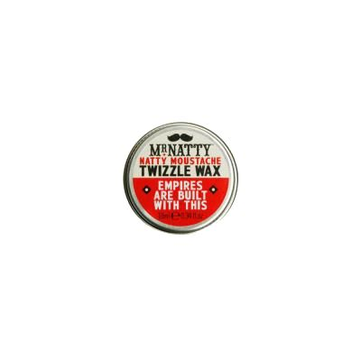 Mr Natty Moustache Twizzle Wax (10ml)