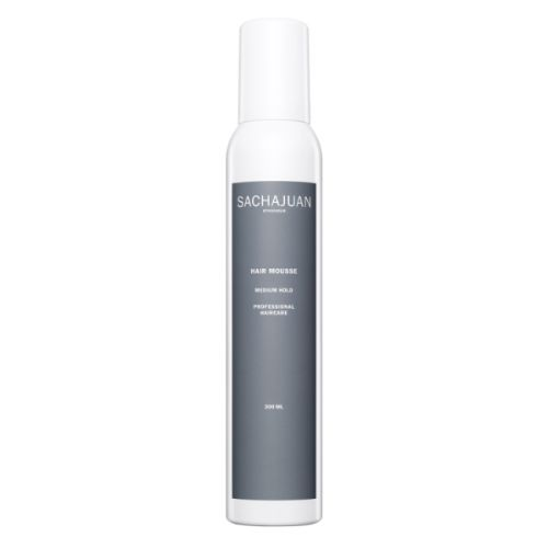 Sachajuan Hair Mousse - Medium Hold (200ml)
