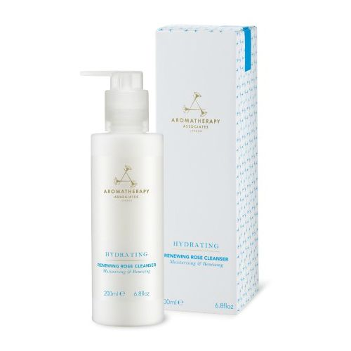 Aromatherapy Associates Hydrating Renewing Rose Cleanser (200ml)