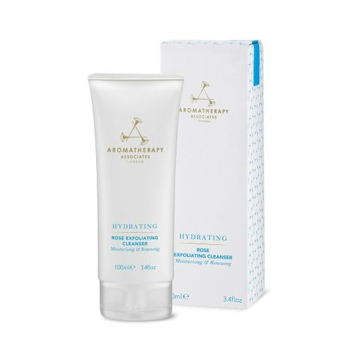 Aromatherapy Associates Hydrating Rose Exfoliating Cleanser (100ml)