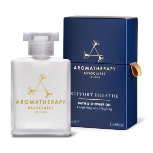 Aromatherapy Associates Support Breathe Bath and Shower Oil - 55ml