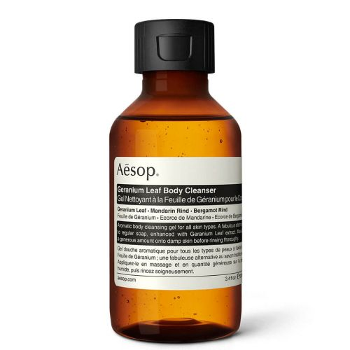 Aesop Geranium Leaf Body Cleanser - 100ml