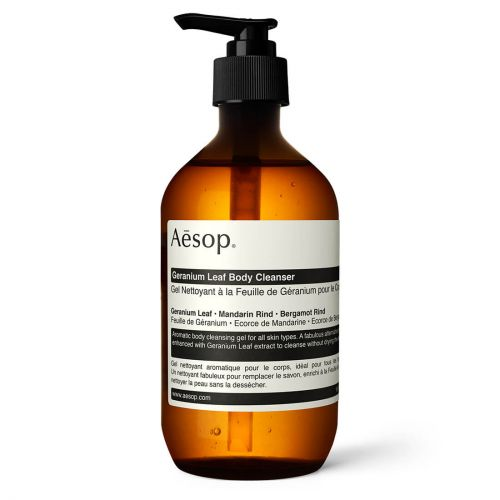 Aesop Geranium Leaf Body Cleanser | 500ml