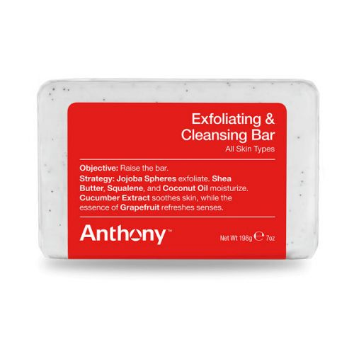 Anthony Exfoliating & Cleansing Body Bar