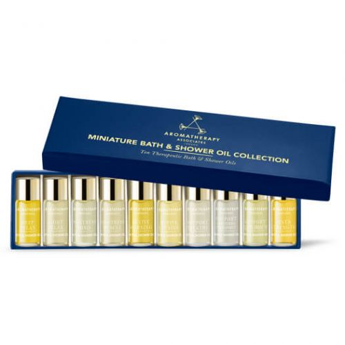 Aromatherapy Associates Miniature Bath & Shower Oils Collection