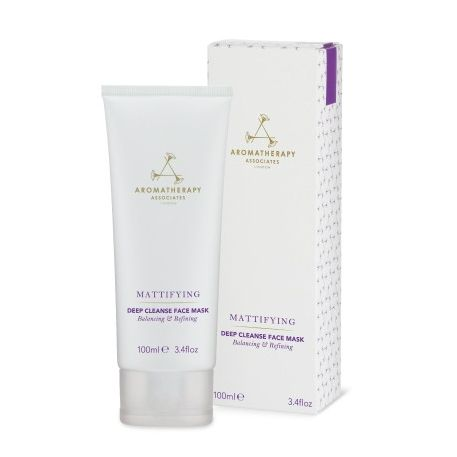 Aromatherapy Associates Mattifying Deep Cleanse Face Mask (100ml)