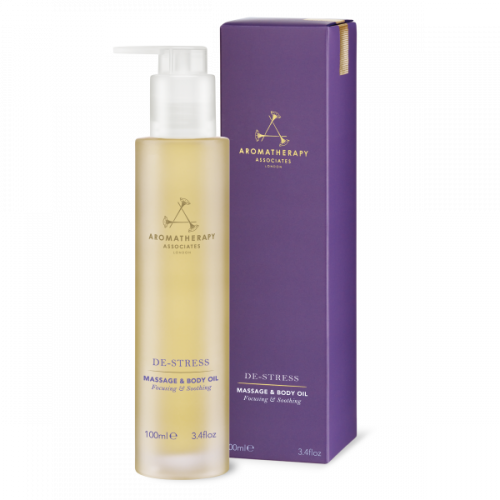 Aromatherapy Associates De-Stress Body Oil (100ml)