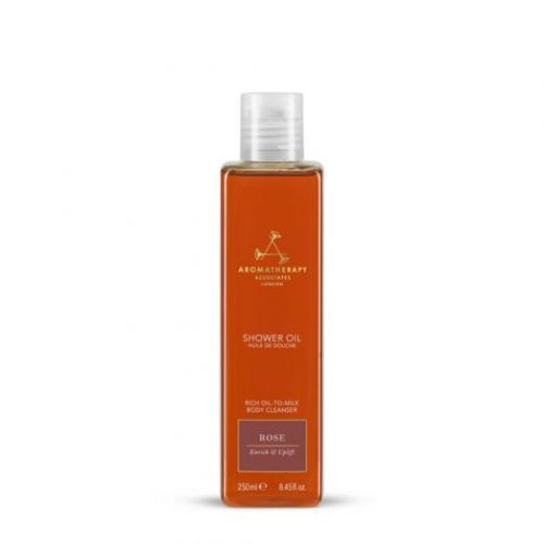 Aromatherapy Associates Rose Shower Oil