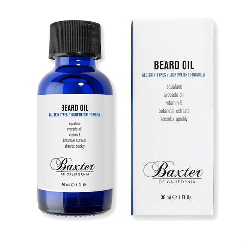 Baxter of California Beard Oil