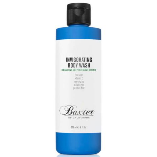 Baxter of California Invigorating Body Wash Italian Lime & Pomegranate