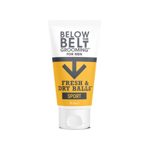 below the belt fresh and dry balls sport
