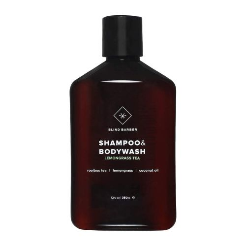 Blind Barber Lemongrass Tea Shampoo and Bodywash (350ml)
