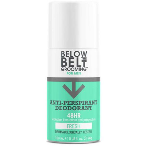 Below The Belt Grooming Deodorant