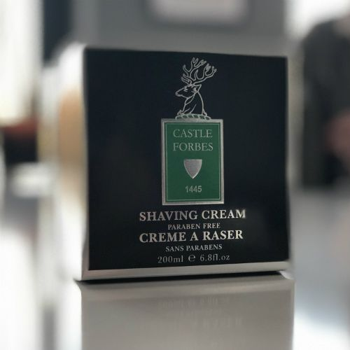 castle forbes 1445 shave cream