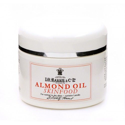 D R Harris Almond Oil Skin Food (100ml)