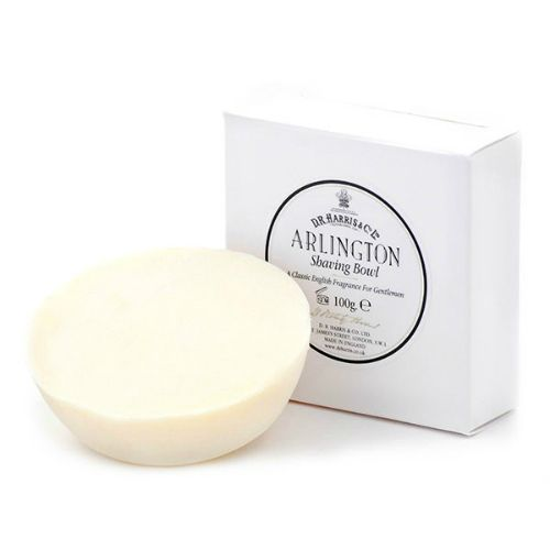 D R Harris Arlington Shave Soap Bowl Refill (100g)