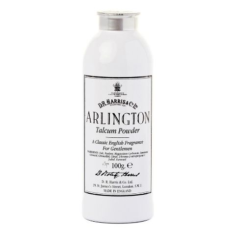 D R Harris Arlington Talcum Powder (100g)