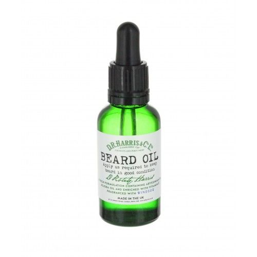 D R Harris Windsor Beard Oil (30ml)
