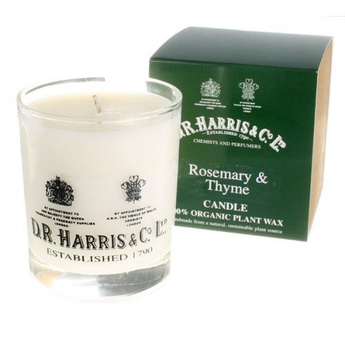 D R Harris Candle