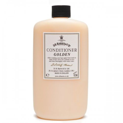 D R Harris Golden Conditioner (600ml)