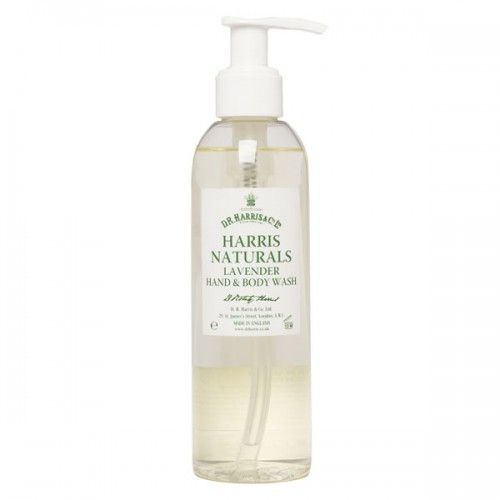 D R Harris Lavender Hand & Body Wash (200ml)