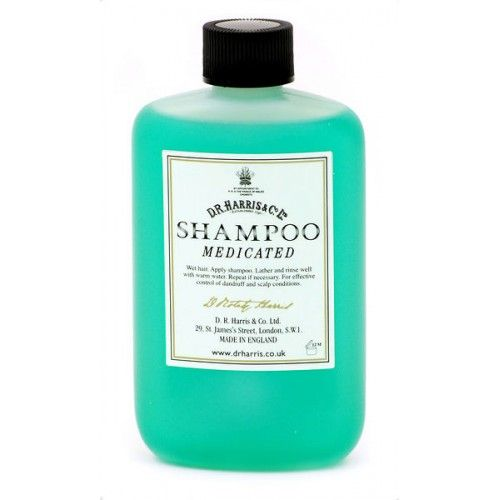 D R Harris Medicated Shampoo (600ml)