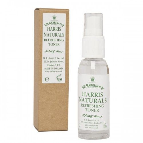 D R Harris Refreshing Toner Spray (50ml)