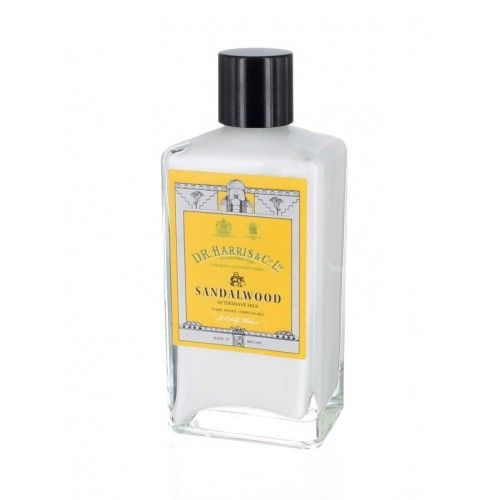 D R Harris Sandalwood Aftershave Milk (100ml)