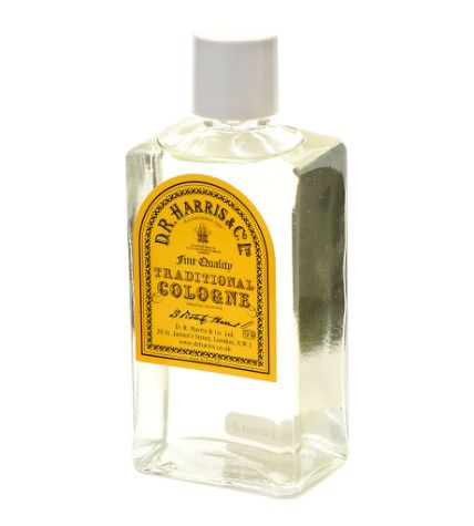 D R Harris Traditional Cologne (100ml)