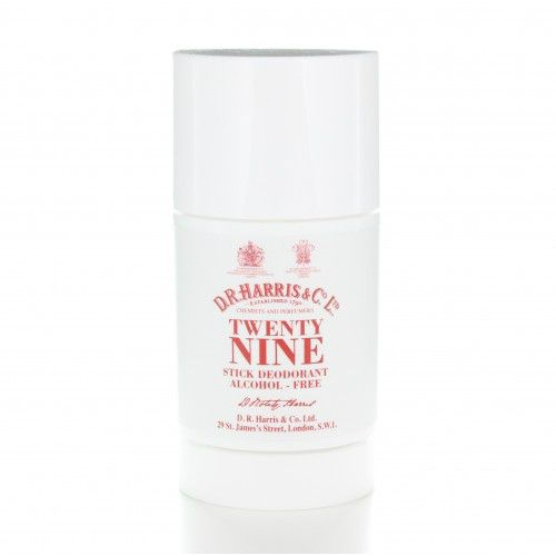 D R Harris Twenty Nine Alcohol-Free Deodorant