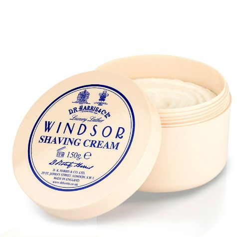D R Harris Windsor Shave Cream Bowl (150ml)