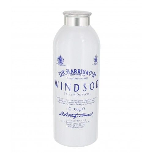 D R Harris Windsor Talcum Powder (100g)