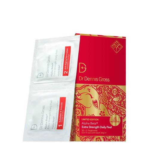 Dr Dennis Gross Chinese New Year Extra Strength Alpha Beta Peel | 35 Treatments