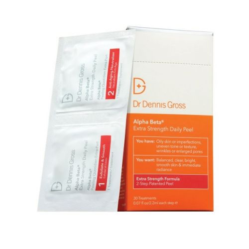 Dr Dennis Gross 30 Day Extra Strength Peels Packets