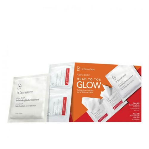 Dr Dennis Gross Head To Toe Glow Set (£48 Saving)