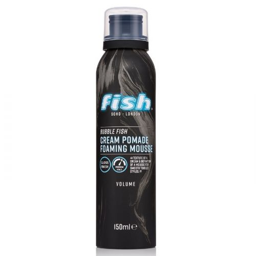 Fish Soho Bubble Fish Cream Pomade Foaming Mousse