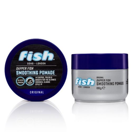 Fish Soho Dapper Fish Smoothing Pomade