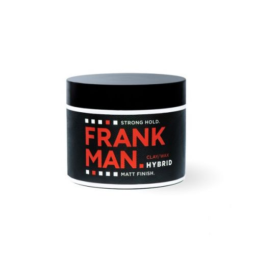 Frank Man. Clay/Wax Hybrid