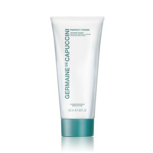 Germaine de Capuccini Perfect Forms Shower Scrub Exfoliating Body Sugar (200ml)